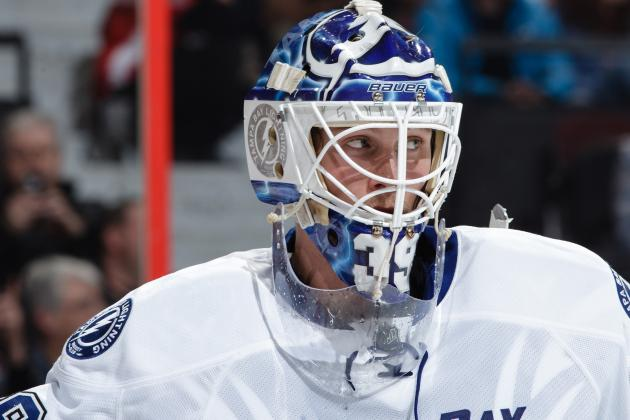 Lightning Recall Lindback and Reassign Gudlevskis
