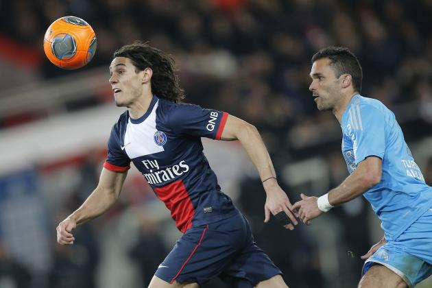 Cavani Returns to Fire Paris Saint-Germain Towards the Ligue 1 Title