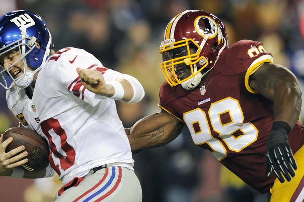 Washington Redskins Are Wise to Place Franchise Tag on Brian Orakpo