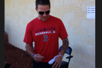 Jake Peavy Suffers Freak Injury