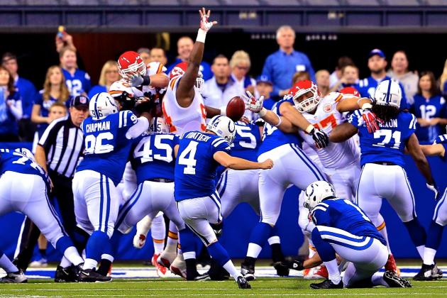 NFL Competition Committee Reportedly Discussing 42-Yard Extra Point