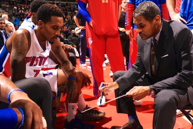 Brandon Jennings Blasts Pistons for Firing Maurice Cheeks, Says Team Is Slipping