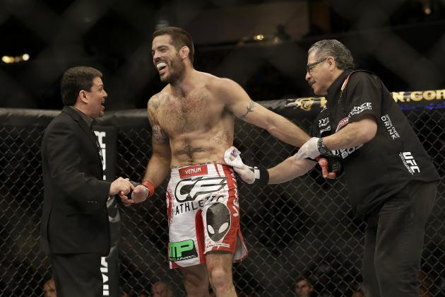 Matt Brown vs. Erick Silva to Headline UFC Fight Night 40 in Cincinnati