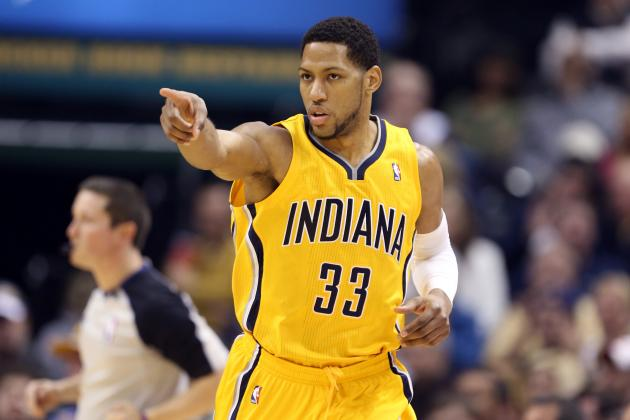 Is Danny Granger the Final Piece to Los Angeles Clippers' Championship Puzzle?