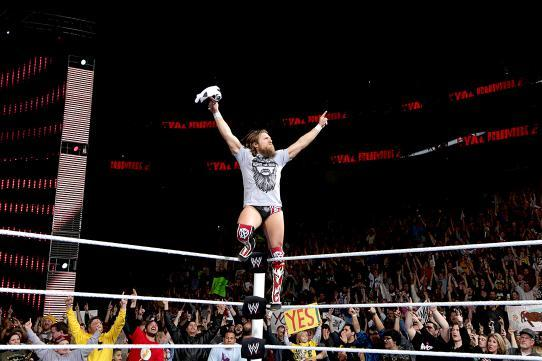 Analyzing Popularity of Daniel Bryan in Comparison to WWE Greats