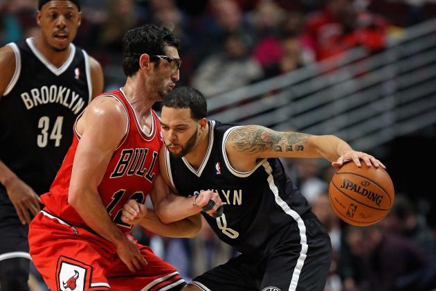 Chicago Bulls vs. Brooklyn Nets: Live Score and Analysis