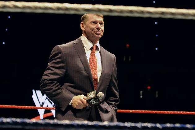 Vince McMahon Recognized as Billionaire by Forbes