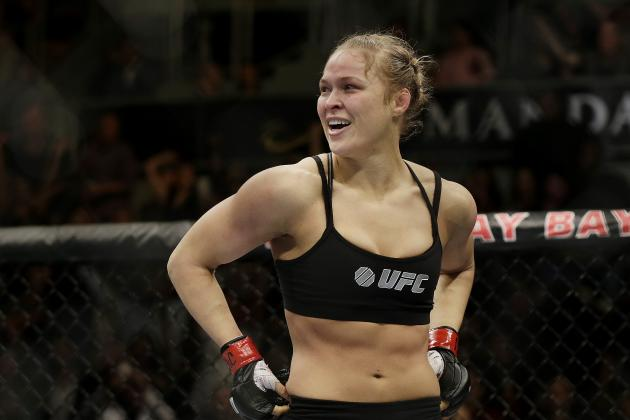 Ronda Rousey Rumored to Fight Gina Carano or Cris Cyborg in July
