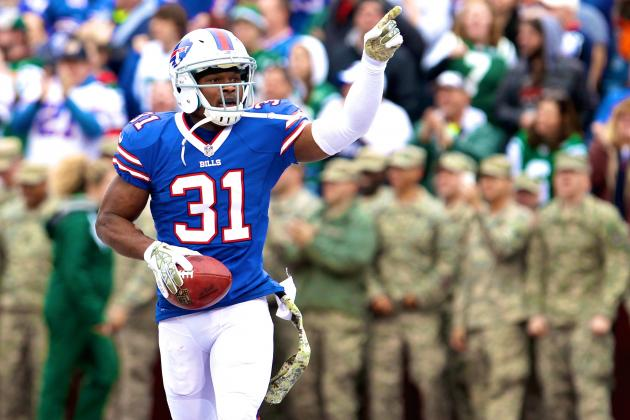Jairus Byrd Not Given Franchise Tag by Buffalo Bills