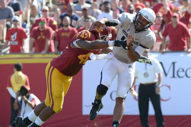 Adversity Ridden USC Career Has Devon Kennard Ready for Anything in NFL