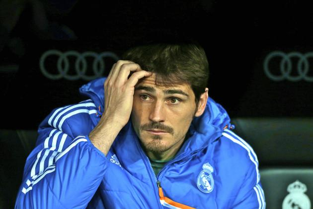 Time for Casillas to Return as Real Madrid Goalkeeper
