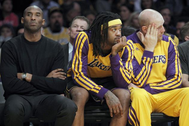Los Angeles Lakers Enter Era of Transition at the Wrong Time