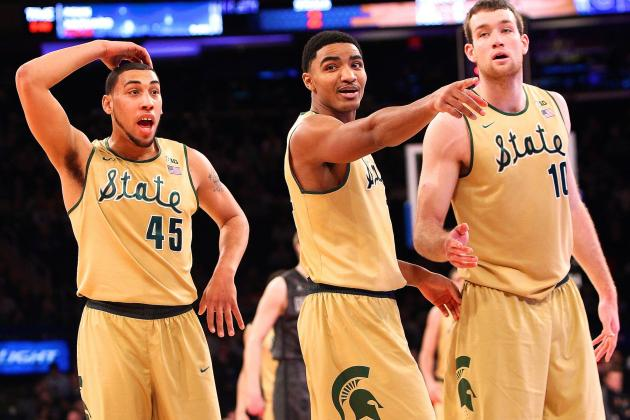 Why It's Too Soon to Take Michigan State Out of the National Title Picture