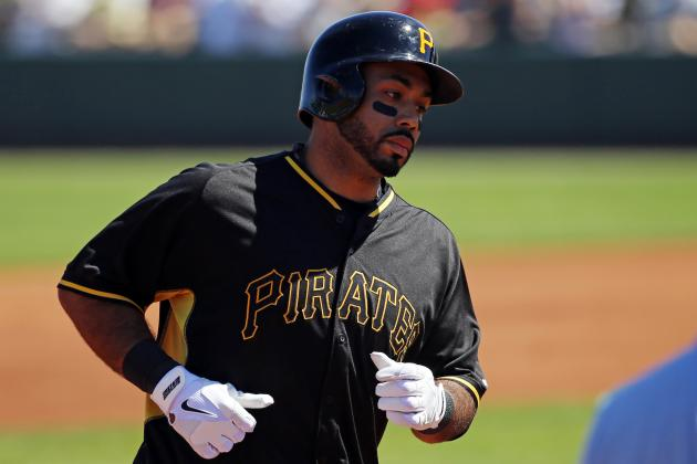 Why Pedro Alvarez Is the Pittsburgh Pirates' Biggest X-Factor in 2014