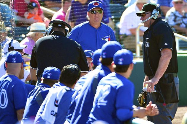 Top Moments, What We Learned in Expanded MLB Replay's Spring Training Debut