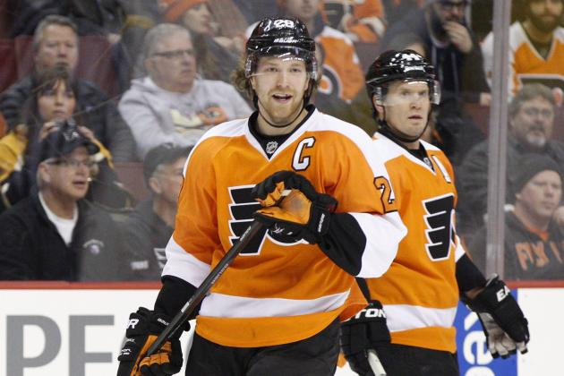 Why Claude Giroux Is the Lynchpin for the Philadelphia Flyers' Success