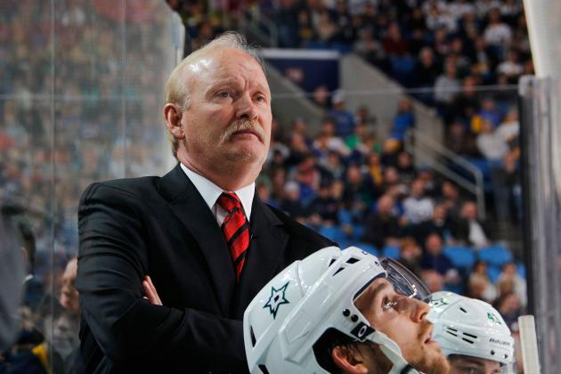 Dallas Stars Coach Lindy Ruff Nabs 600th Career Win