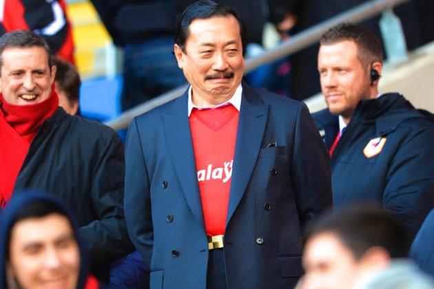 Vincent Tan Reportedly Offered Illegal Bonuses to Cardiff City Players