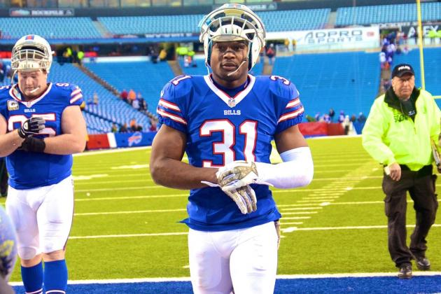 Bills Trapped in No-Win Scenario With Disgruntled Jairus Byrd