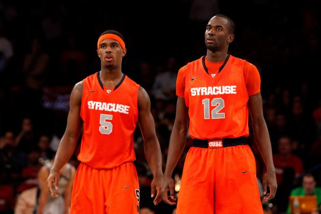 Syracuse Basketball: Celebrating Orange's Senior Class Before Final Home Game