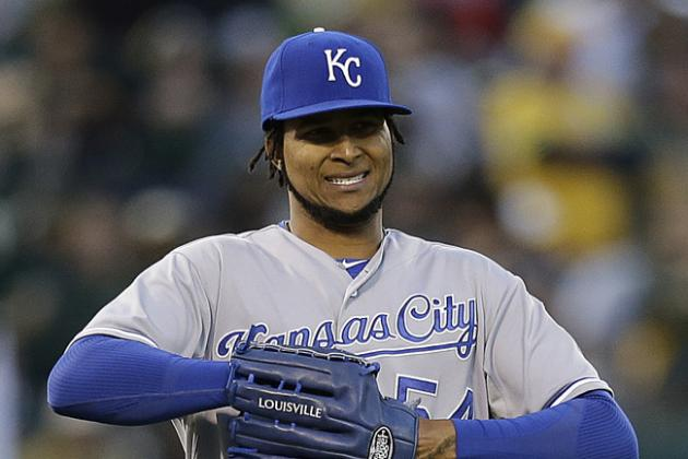 Kansas City Royals Need to Re-Sign Pitcher Ervin Santana