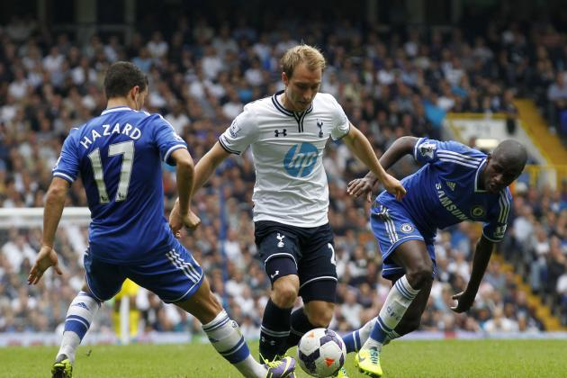 Chelsea vs. Tottenham: English Premier League Odds, Preview and Prediction