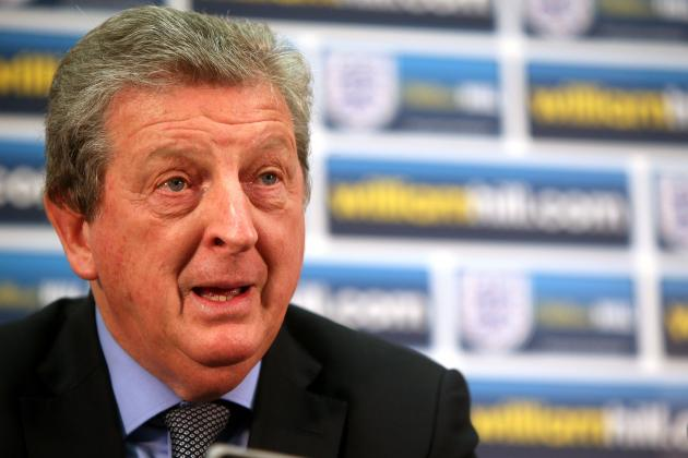 Roy Hodgson Laughs off Threat of England World Cup Spies Above Training Ground
