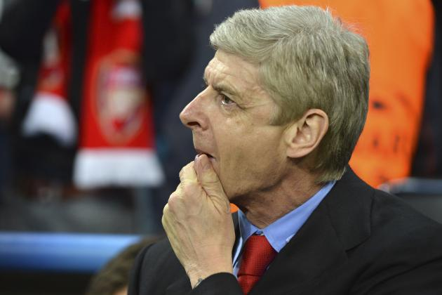 Arsene Wenger Taunts 'Less Dangerous' Bayern Munich Ahead of Second Leg