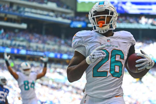 Miami Dolphins Should Not Give Up on Lamar Miller Just Yet