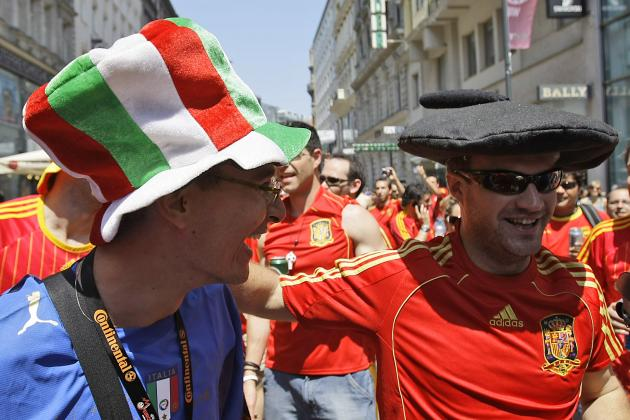 Spain vs. Italy: Prediction, Preview, Date, Live Stream and TV Info