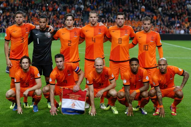 International Preview: Holland's Trip to France Key for World Cup Preperations