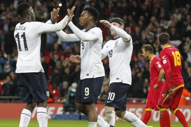 A Youthful, Attacking England Side Can Win the 2014 World Cup