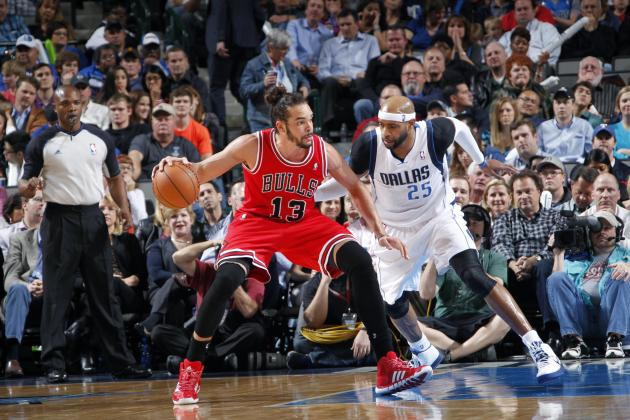 How Joakim Noah Is Keeping Chicago Bulls Alive