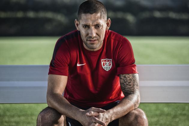 Clint Dempsey Interview: Star Talks to B/R About Fulham, MLS and the World Cup