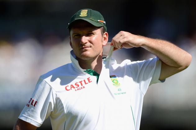 Assessing Graeme Smith's Record Amongst Test Cricket's Greatest Captains