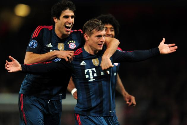Manchester United Transfer News: Toni Kroos Keeping Bayern Munich Waiting