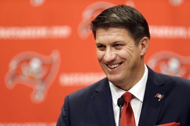Breaking Down Buccaneers' Salary-Cap Situation Heading into Free Agency