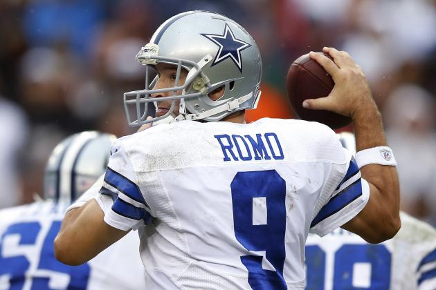 Report: Cowboys Redo Romo Deal, Near Cap