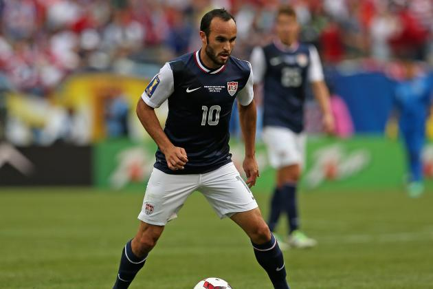 U.S. World Cup Hopes Rest on Beating Ghana and Relying on Strong Team Spirit