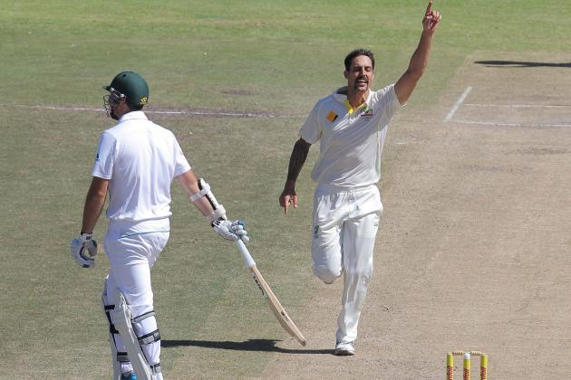 South Africa vs. Australia, 3rd Test, Day 4: Video Highlights, Scorecard, Report