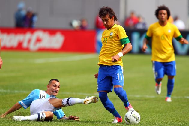 Why Argentina V Brazil World Cup Final Would Be the Biggest Match of All Time
