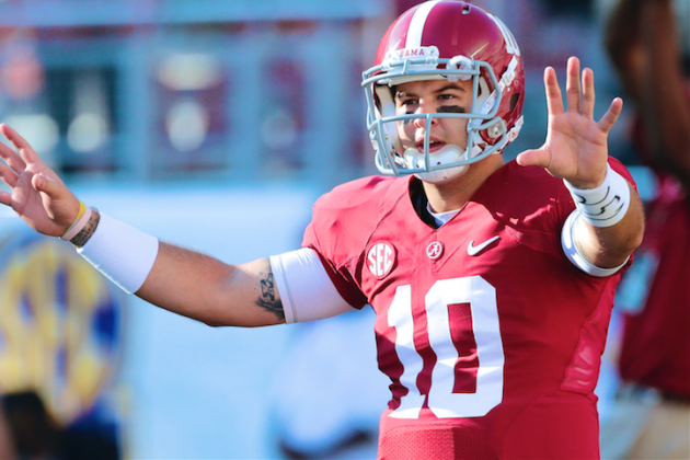 AJ McCarron: Best Fits and Pro Projections for Former Alabama QB