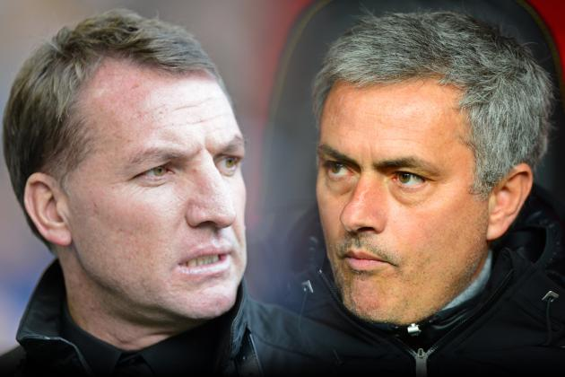 Is the Premier League Title Race Between Master Mourinho and Apprentice Rodgers?