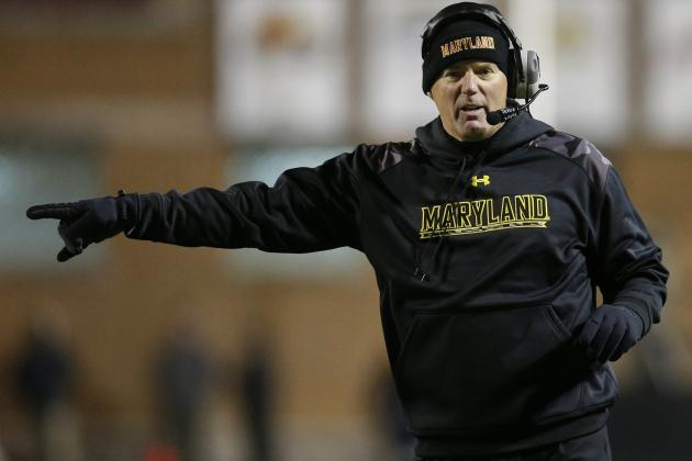Attention to Detail Key for Terps Defensive Line During Spring Practice