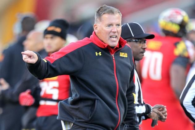Terps Football Spring Practice Report: Day 1