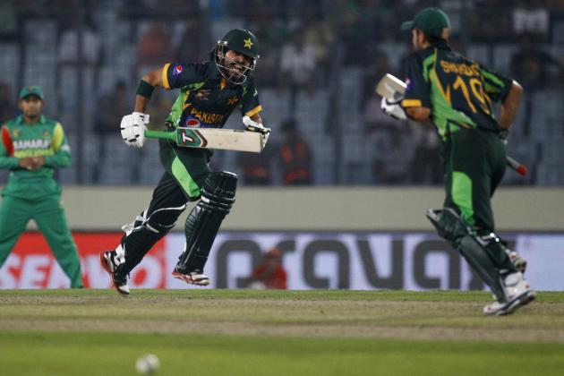 Bangladesh vs. Pakistan, Asia Cup ODI: Video Highlights, Scorecard and Report