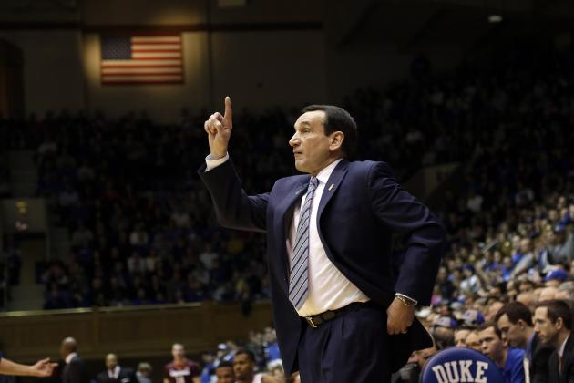 Duke Basketball: Blue Devils' Best and Worst-Case Postseason Scenarios