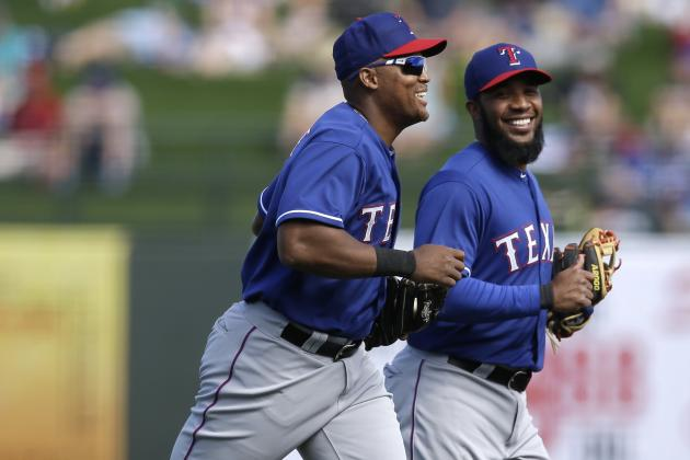 Injuries: Elvis Andrus Closer to Returning