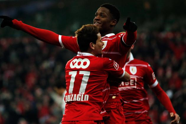 PSV Eindhoven Favourites to Sign Liege Striker Michy Batshuayi