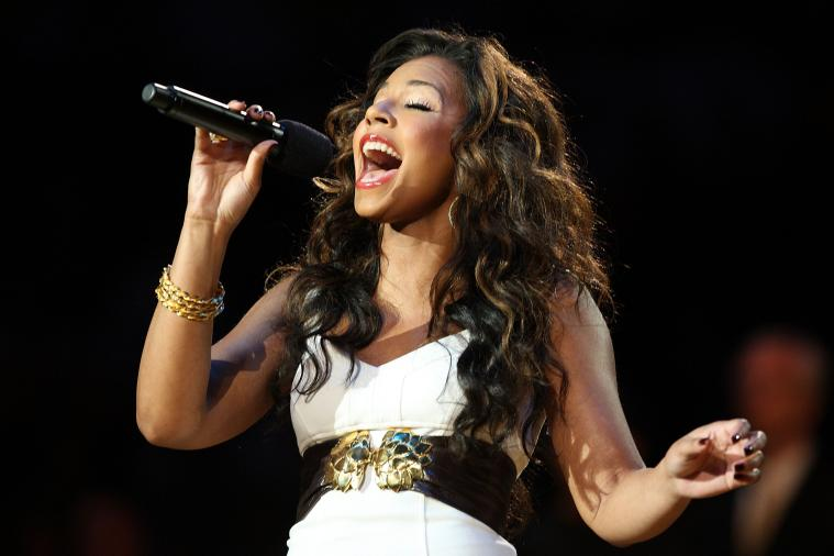 Ashanti Will Sing National Anthem at Manny Pacquiao vs. Timothy Bradley II